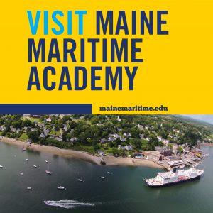 Open House @ Maine Maritime Academy | Castine | Maine | United States