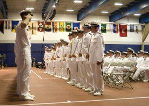 Regimental Change of Command Ceremony