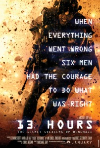 MMA College Republicans present 13 Hours: The Secret Soldiers of Benghazi @ The Waypoint