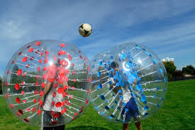 Bubble Soccer @ Field House