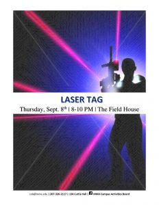Laser Tag @ The Field House