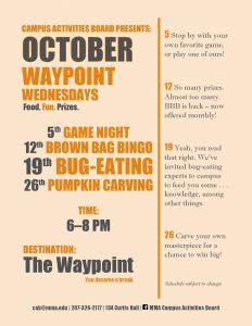 Waypoint Wednesday: Game Night @ The Waypoint