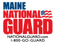 National Guard Information Table @ Alfond Student Center Lobby