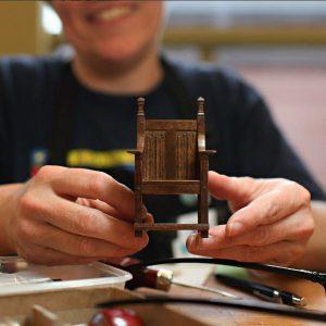 International Guild of Miniature Artisans' Guild School Exhibitions Open to Public @ Harboview Room, Alfond Student Center