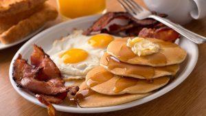 Almost Midnight Breakfast @ Mess Deck