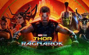Trip to Movies- THOR Ragnarok