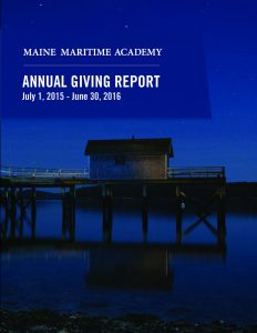 FY16 Annual Giving Report thumbnail