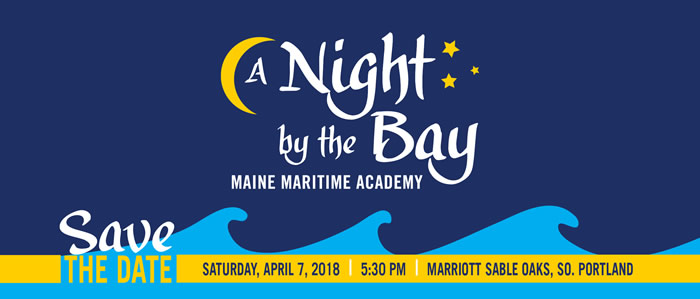 Night By The Bay Save The Date