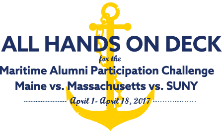 All Hands on Deck - Alumni Participation Channel