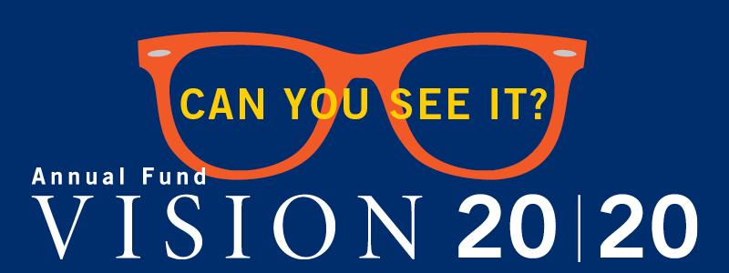 Annual Fund - Vision 20 20