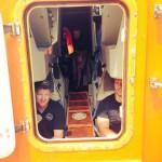 Lifeboat training