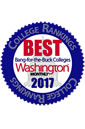 Washington Monthly list of Northeast Schools - Best Bang for the Buck!