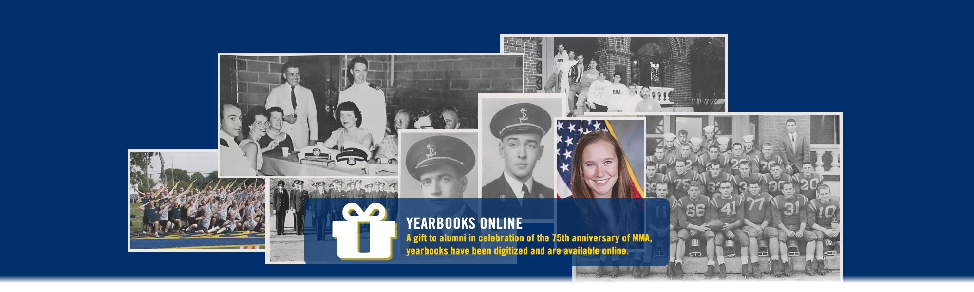 Yearbooks Digitized