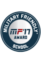 2017 Military Friendly School Designation