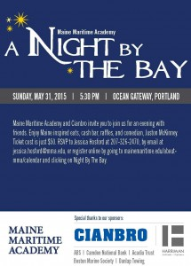 A Night By The Bay @ Ocean Gateway | Portland | Maine | United States