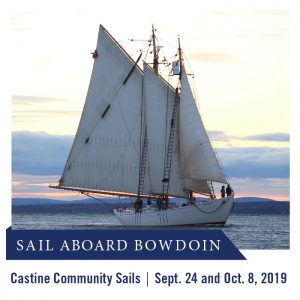 Bowdoin Community Sail @ MMA Waterfront