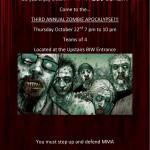 Zombie Apocalypse Program @ BIW