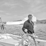 Maine Maritime Academy Professor of Marine Transportation Daniel Parrott
