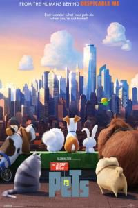 Movie | The Secret Life of Pets @ Delano Auditorium