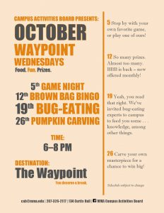 Waypoint Wednesday: Game Night @ The Waypoint