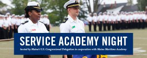 Service Academy Night @ Clarion Hotel | Bangor | Maine | United States