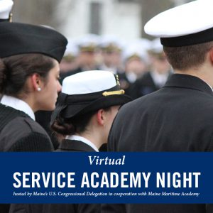 Service Academy Night @ Bangor | Maine | United States