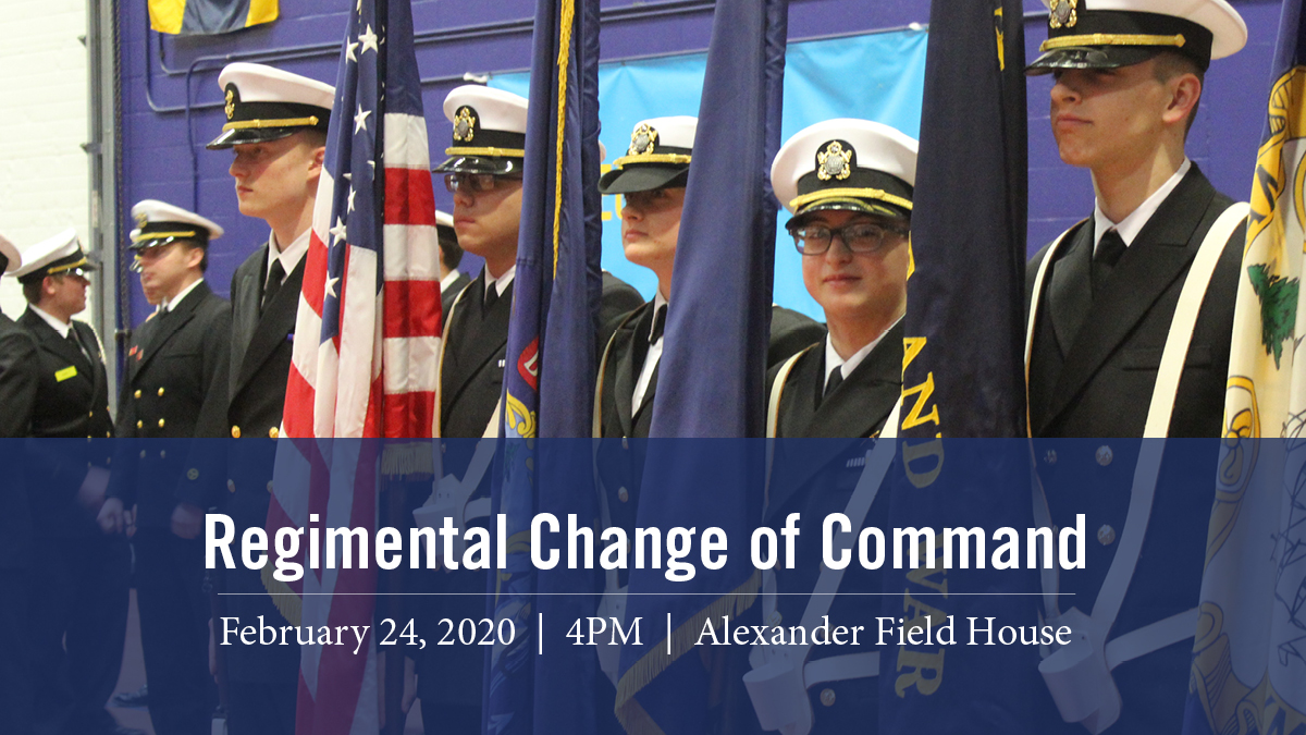 Regimental Change of Command