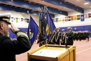 Regimental Change of Command Ceremony @ Field House