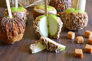 Waypoint Wednesday: DIY Caramel Apples @ The Waypoint