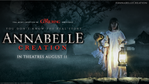Halloween Movie Night- Annabelle: The Creation @ The Waypoint