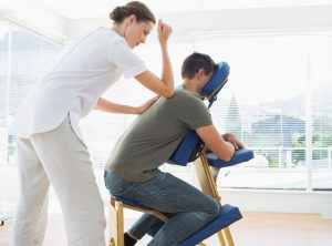 Chair Massages @ Library Study Lounge