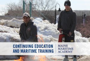 Basic Training Refresher @ Maine Maritime Academy | Castine | Maine | United States