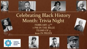 Celebrating Black History Month: Trivia Tuesday