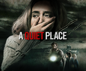 Waypoint Wednesday Movie Night: A Quiet Place @ The Waypoint
