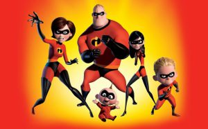 Double Feature Movie Night: The Incredibles 1 & 2 @ Delano Auditorium
