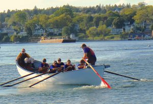 Monomoy Race @ SUNY Maritime Waterfront | New York | United States