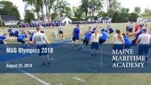 MUG Olympics @ Ritchie Field