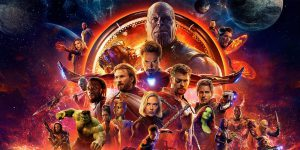 Waypoint Wednesday: Avengers Infinity War @ The Waypoint