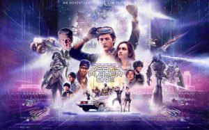 Outdoor Movie: Ready Player One @ Outside Fieldhouse