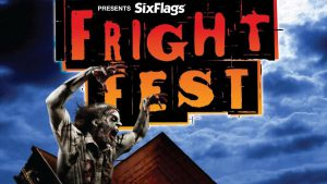 Trip: Six Flags Fright Fest @ Six Flags New England