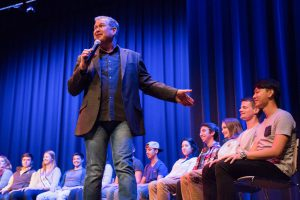 CABin Fever Week: Hypnotist Daniel James @ Delano Auditorium