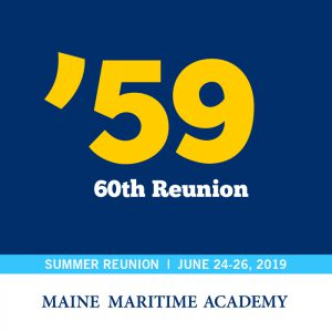 Class of 1959 60th Reunion @ Maine Maritime Academy | Castine | Maine | United States
