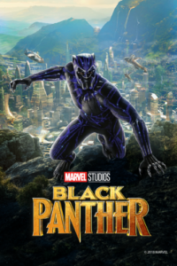 Movie Night: Black Panther @ Waypoint