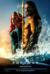 Movie Night: Aquaman @ The Waypoint