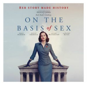 Movie Night: On the Basis of Sex @ 1954 in Alfond
