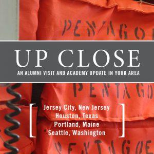 Up Close - Portland, ME @ Embassy Suites