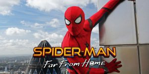 Spider-man: Far from Home @ The Waypoint
