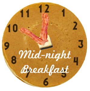 12 Days of Fun! - Late Night Breakfast & Human Bingo @ The Mess Deck