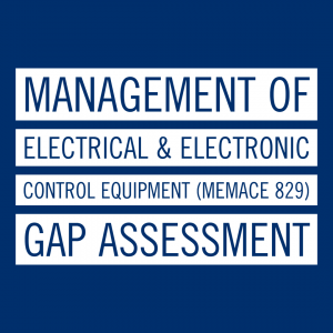 Management of Electrical & Electronic Control Equipment, GAP Assessment @ Maine Maritime Academy