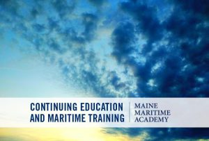 Advanced Meteorology @ Maine Maritime Academy